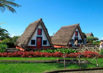 Casas de Colmo in Santana