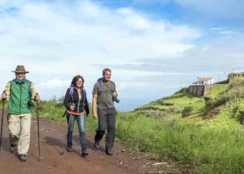 Wanderung bei Ponta Do Pargo