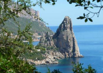 Blick auf die Pedra Longa