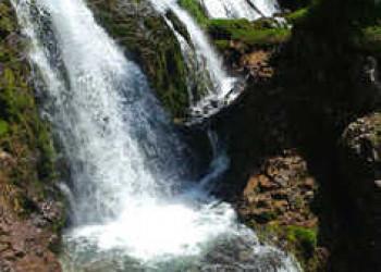 Wasserfälle Vallesinella