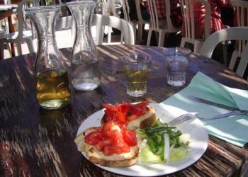 Mittagspause auf Ischia