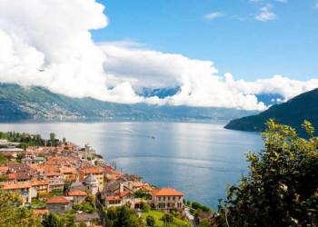 Aussichten auf den Lago Maggiore