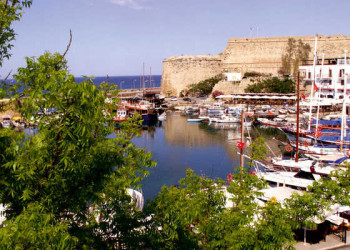 Hafen in Girne