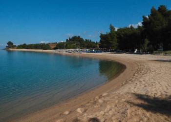 Strand am Hotel Lagomandra Beach