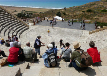 Amphitheater in Kourion