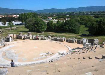 Theater in Philippi