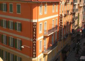 Hotel de Suède, Außenansicht