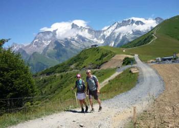 Wanderung im Mont