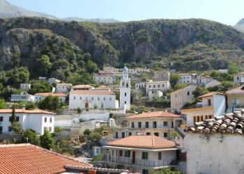 Dorf am Llogara Pass