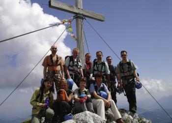 Alpspitze Klettersteig 2