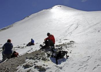Mexiko Pico de Orizaba Besteigung_2