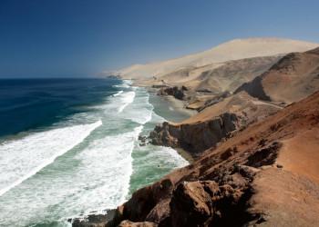 Pazifikküste Südperu