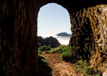 Madeira Tunnel Levada | © shutterstock_1678687738