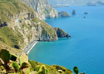 Lipari Küstenwanderung