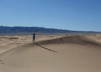 Mongolei und Wüste Gobi erleben