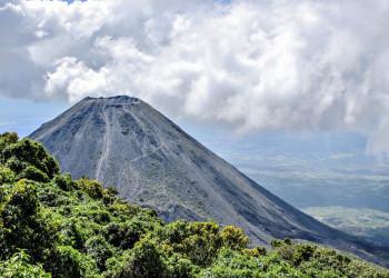Vulkan Izalco Cerro_Verde