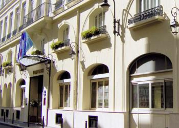 Hotel Provinces Opéra Paris