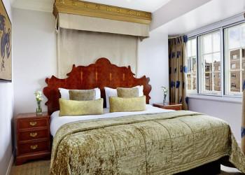 Doppelzimmer im Hotel Radisson Edwardian Grafton
