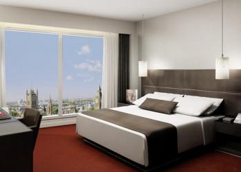 Superior-Zimmer im Hotel Park Plaza Westminster Bridge