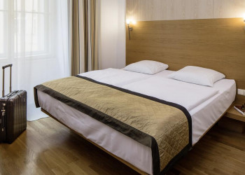 Standardzimmer im Hotel Falkensteiner Maria Prag