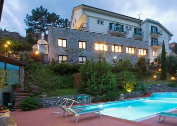 Hotel Villa Edera in Moneglia in den Cinqueterre