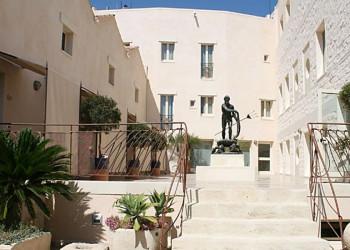 Hotel Corte di Nettuno in Otranto, Apulien