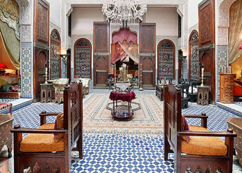 Riad Arabesque in Fes