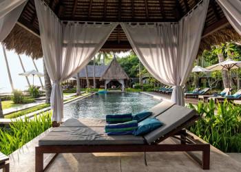 Unsere Oase auf Lombok: The Chandi Boutique in Senggigi