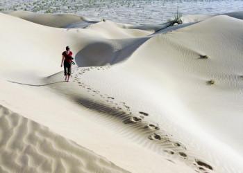 Wüstenland Oman