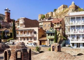 Tiflis, die spannende Hauptstadt Georgiens
