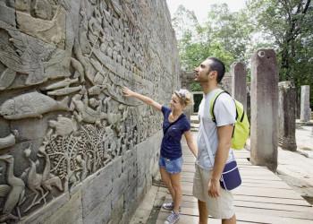 Die Tempel von Angkor in Kambodscha