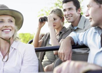 Augen auf! Safari in Südafrika