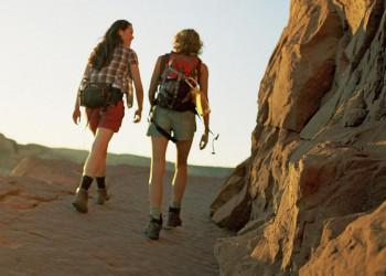 Wandern im Atlas-Gebirge Marokkos