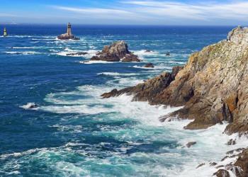 Der Pointe du Raz am Kap Sizun