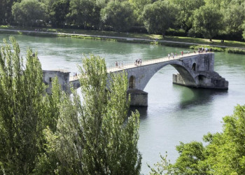 Avignon Brücke