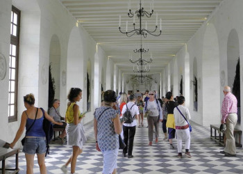 Schloss auf der Studienreise Loire für Schlösserfreunde