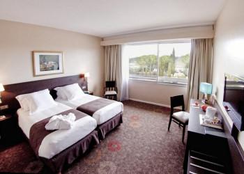 Zimmer im Seven Parc Hotel Pertuis
