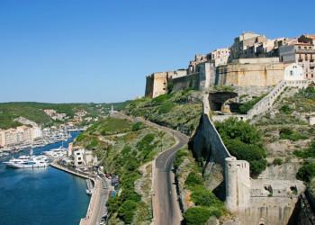 Bonifacio in Korsika