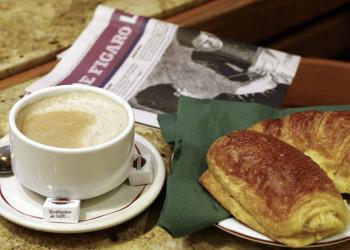 Croissant aus Frankreich
