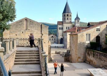 Klosteranlage Cluny