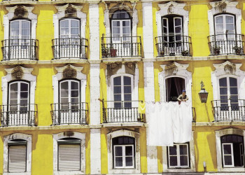Alltag in Lissabon