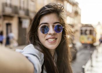Die Jagd nach dem besten Selfie in Lissabons Altstadt