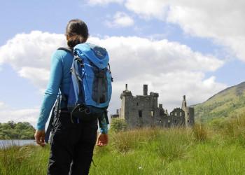Wandern in Schottland, dem Land der Burgen und Seen