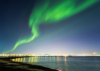Den Polarlichtern auf der Spur