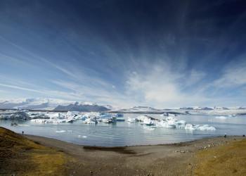Die Gletscherlagunen Islands - noch gibt es sie!