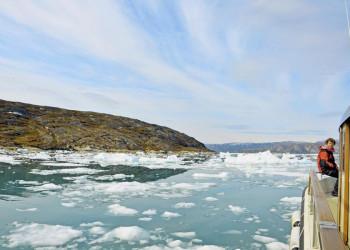 Islands Gletscherlagunen