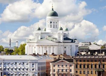 Sommer in der Stadt - in Helsinki beginnt unser finnisches Abenteuer