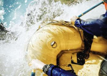 Ein feuchtes Vergnügen: Rafting auf der Tara