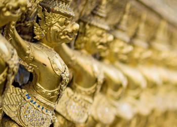 Im Allerheiligsten von Bangkok