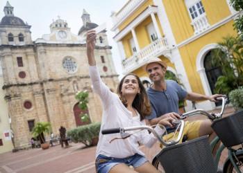 Cartagena entdecken wir heute gemeinsam!